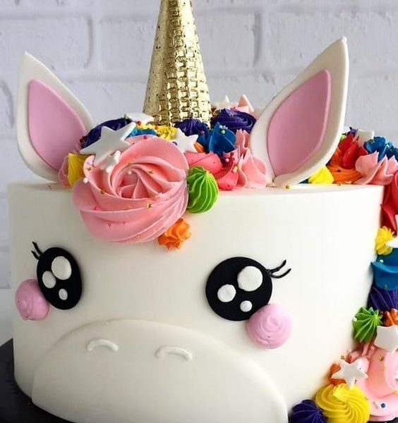 awesome-inspiration-birthday-cake-for-little-girl-and-beautiful-best-20-girl-birthday-cakes-ideas-on-pinterest-delicious-cakes-564x600